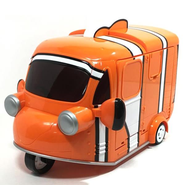 尼莫多美小汽車 TOMICA 尼莫收納車/貨櫃車/海底總動員2 多莉去哪兒/迪士尼 [喜愛屋]