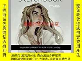 二手書博民逛書店Expedition罕見Sketchbook: Inspiration and Skills for Your A