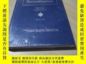 二手書博民逛書店Traffic罕見Accident Reconstruction