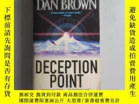 二手書博民逛書店DECPTION罕見POINTY172244 出版2001