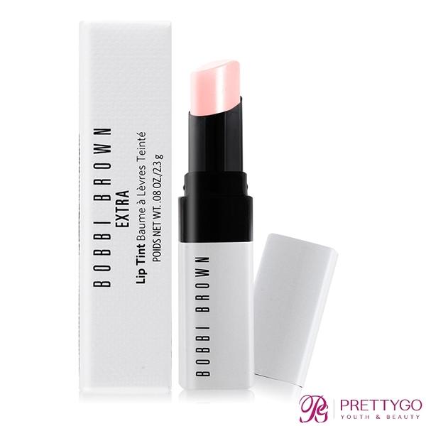 BOBBI BROWN 晶鑽桂馥潤色護唇膏(2.3g)#Bare Pink-國際航空版【美麗購】