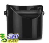 [9美國直購] 咖啡粉收集杯 Dreamfarm Big GrindensteinCoffee Grind Knock Box Bin (Black) B01AAUFZB8