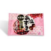 日本 UHA 味覺糖 鹽紅豆夾心糖 48g ◆86小舖 ◆
