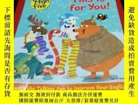 二手書博民逛書店Highlights罕見HIGH FIVE 兒童讀物雜誌 201