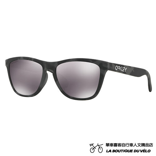 OAKLEY FROGSKINS™ BLACK CAMO COLLECTION (ASIA FIT) 經典黑迷彩 亞洲版 明星經典款 時尚休閒太陽眼鏡