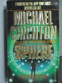 【書寶二手書T5/原文小說_NOH】SPHERE_Michael Crichton