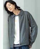 出清 夾克外套 男夾克 英倫格紋  日本品牌【coen】