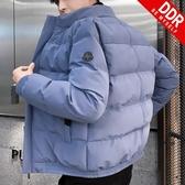 棉衣男士外套2020冬季新款潮牌加厚短款棉服韓版潮流羽絨冬裝ins