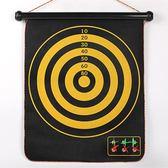 飛鏢磁性飛鏢盤套裝安全磁鐵石強磁力成人兒童飛鏢靶安全休閒飛標  ATF  『魔法鞋櫃』