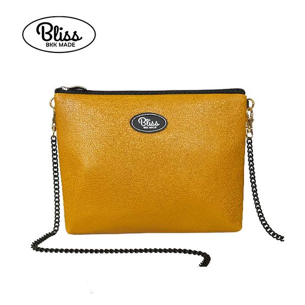【新款到貨】泰國Bliss BKK包 素色土黃 4款背帶可選 現貨供應中