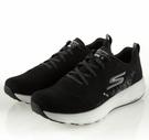 SKECHERS系列-GORUN RIDE 8 男款黑色運動鞋-NO.55224BKW