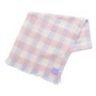 【震撼精品百貨】雙子星小天使_Little Twin Stars 保暖披巾(粉彩格紋)75890