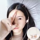 耳機頭戴式適用vivo華為OPPO可愛貓耳朵女生手機吃雞線控帶麥低音 快速出貨 快速出貨