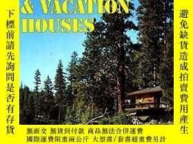 二手書博民逛書店Cabins罕見and Vacation HousesY3464