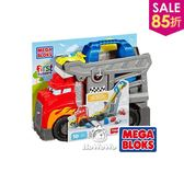MEGA BLOKS-美高卡車軌道組 車車玩具 積木玩具 804661 好娃娃