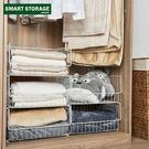 衣柜隔板分層架 免釘隔層架子衣物置物架柜內分隔