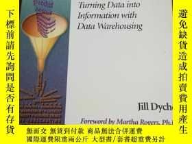 二手書博民逛書店e-Data:罕見Turning Data Into Infor