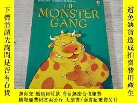 二手書博民逛書店THE罕見MONSTER GANG:怪物幫派(外文)Y21282