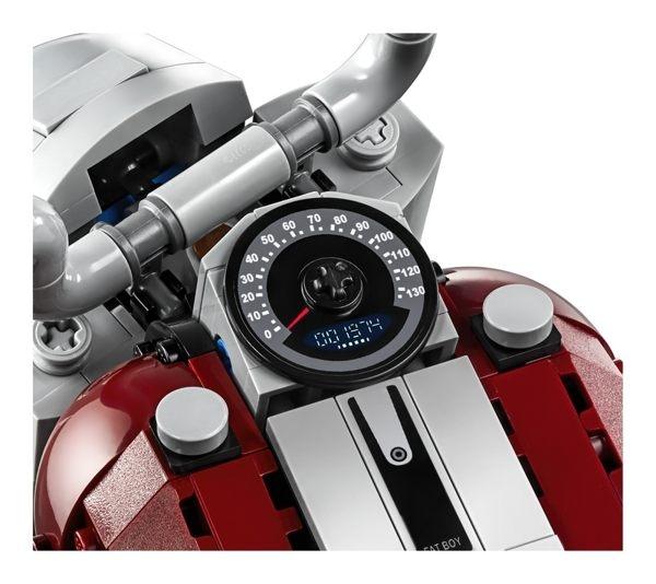 【LEGO樂高】CREATOR Expert 哈雷機車 #10269