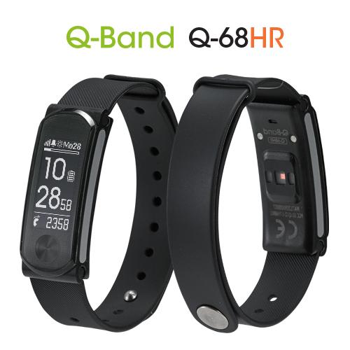 I-GOTU Q-68HR Q-Band HR 藍牙心率健身手環 Q68HR