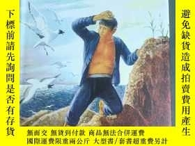 二手書博民逛書店Li罕見Lun, Lad of Courage by Carolyn Treffinger 李倫,勇敢的少年Y