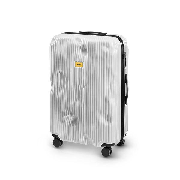 義大利 Crash Baggage Large Trolley with 4 Wheels, Stripe 前衛線條系列 衝擊 行李箱 大尺寸 29 吋