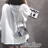 小方包上新少女小背包包女新款韓版chic鍊條 手提單肩color shop