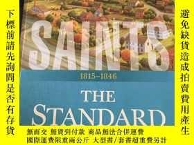 二手書博民逛書店saints罕見1815-1846 the standard o