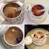 湯盅陶瓷帶蓋甜品湯碗湯盅家用碗