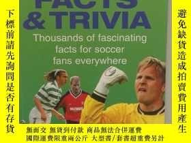 二手書博民逛書店Soccer罕見Facts and Trivia:Thousan