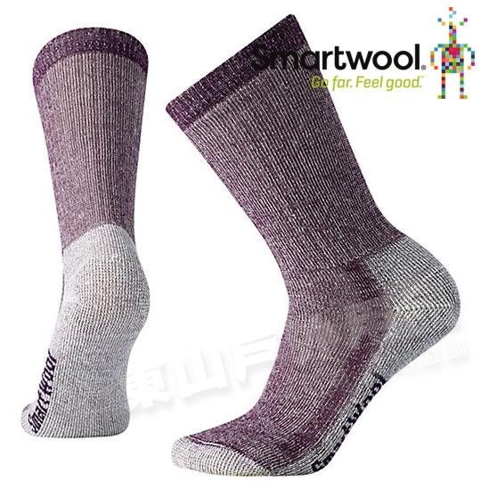 SmartWool SW0SW294-524 黑粟紫 女 中級減震 Hike 高筒襪 美麗諾羊毛襪/機能排汗襪/戶外健行襪/雪襪