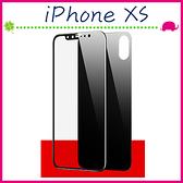 Apple iPhone Xs Max BS 前後鋼化玻璃膜 滿版螢幕保護膜 9H全屏鋼化膜 全覆蓋保護貼 背膜 (正+背)