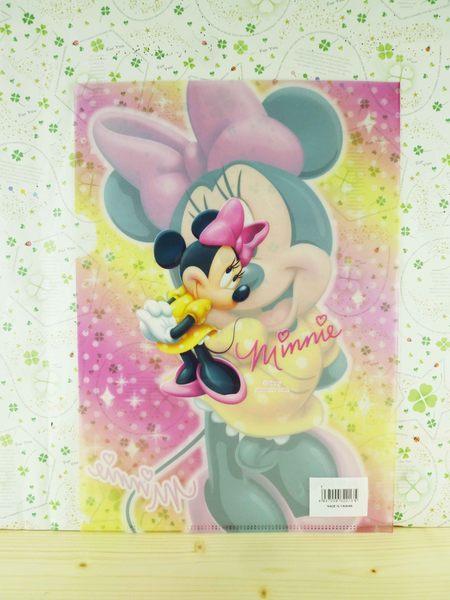 【震撼精品百貨】Micky Mouse_米奇/米妮 ~L夾-粉色雪點