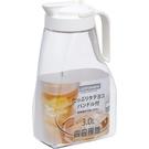 日本岩崎 可橫放耐熱冷水壺3.0L...
