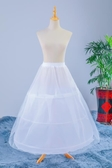 裙撐 婚紗禮服裙撐齊地三鋼圈加硬網新娘結婚lolita日常暴力蓬蓬裙魚骨