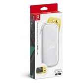 【玩樂小熊】任天堂 原廠 Switch Lite主機NSLite 收納包 攜行包含螢幕保護貼