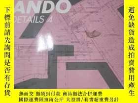 二手書博民逛書店TADAO罕見ANDO DETAILS 4 細節4 (A04)Y