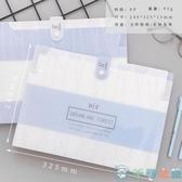 資料冊試卷夾文件試卷收納袋多層A4文件夾風琴包【千尋之旅】
