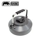 【RHINO 犀牛 K-35 超輕鋁合金茶壺0.85L】K-35/咖啡壺/開水壺/燒水壺