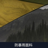 戶外天幕帳篷超大防雨防曬遮陽蓬折疊簡易露營涼棚雨篷沙灘遮陽棚 夢藝