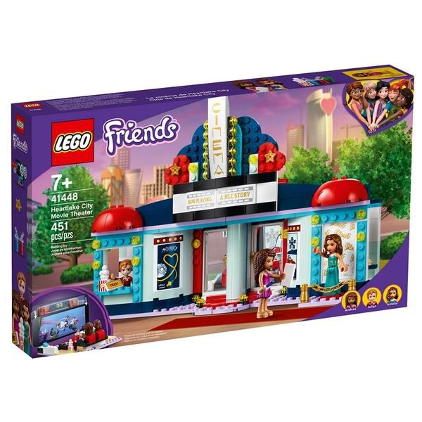 LEGO樂高 Friends系列 心湖城電影院_LG41448