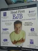 【書寶二手書T2/網路_QDJ】Head first EJB_Sierra, Bates