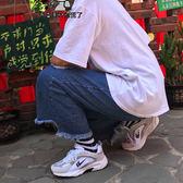 ins超火的鞋子原宿風chic運動鞋女老爹鞋韓版情侶復古休閒跑鞋男 米娜小鋪