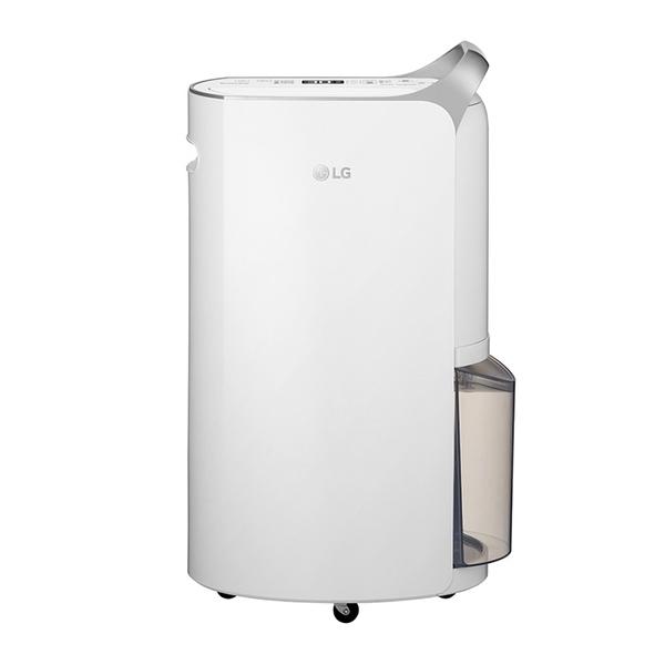 LG樂金 PuriCare MD171QSK1 17公升變頻清淨除濕機 WiFi遠控 晶鑽銀