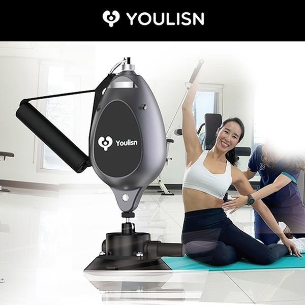【南紡購物中心】美國 YOULISN 360° 重訓 拉力繩 -單入組 ( 傑聯公司貨 / 保固一年 )