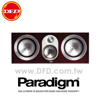 (新品預購) 加拿大 Paradigm Paradigm PRESTIGE 45C Walnut / Black Walnut 中置揚聲器 公司貨