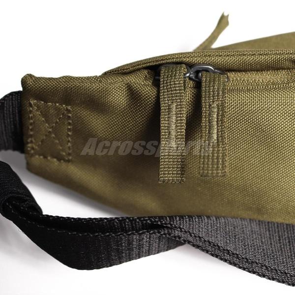 NIKE 腰包 NSW Heritage Hip Pack 綠 黑 男女款 外出 隨身小包 【ACS】 BA5750-368