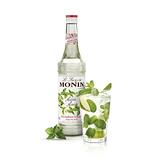 Monin糖漿-莫西多700ml (專業調酒比賽 及 世界咖啡師大賽 指定專用產品)