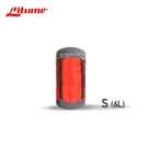 丹大戶外【Litume】意都美 睡袋壓縮袋 紅色 S E638-01 睡袋│寢具│露營│收納袋