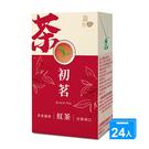 波蜜靠茶初茗紅茶250ml x 24【愛...